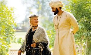 Kraliçe Victoria ve Hintli tezgahtar Abdül'ün filmi Adana'da