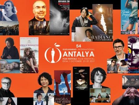 ANTALYA FİLM FESTİVALİ'NİN RESMİ SEÇKİSİ AÇIKLANDI!