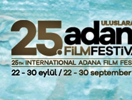 25.ULUSLARARASI ADANA FİLM FESTİVALİ PROGRAMI AÇIKLANDI