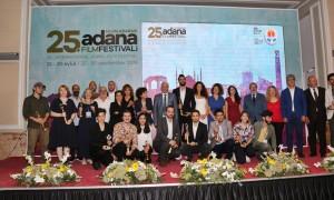 ADANA FİLM FESTİVALİNDE ULUSLARARASI KISA ÖĞRENCİ FİLMLER ÖDÜLLENDİRİLDİ