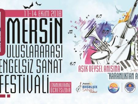 2.ULUSLARARASI MERSİN ENGELSİZ SANAT FESTİVALİ PROGRAMI AÇIKLANDI!