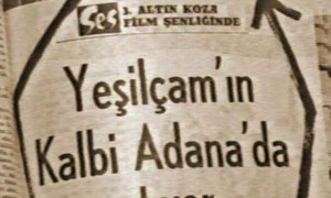 ALTIN KOZA FİLM FESTİVAL TARİHİNE YOLCULUK FIRSATI