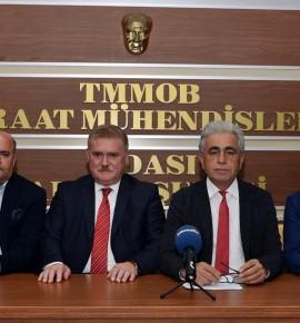 'TARIMDA MİLLİ BİRLİK PROJESİ'NE TEPKİ