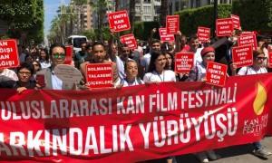 KAN FİLM FESTİVALİ FARKINI GÖSTERMEYE DEVAM EDİYOR