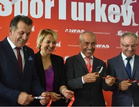 2.ANFAŞ SPOR TURKEY AÇILDI!