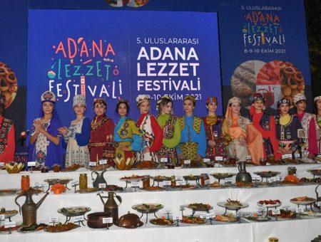 5. ULUSLARARASI ADANA LEZZET FESTİVALİ 285 BİN KİŞİYİ AĞIRLADI